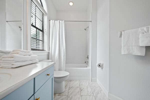 Princess Room Bathroom