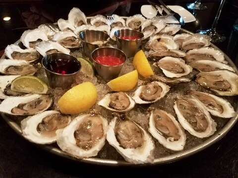 Did someone say Oysters? Get em at the Oyster Bar!!!! Harwich Port, Cape Cod, New England Vacation Rentals