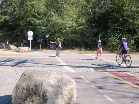 Rail Trail in Harwich. Cape Cod, New England Vacation Rentals