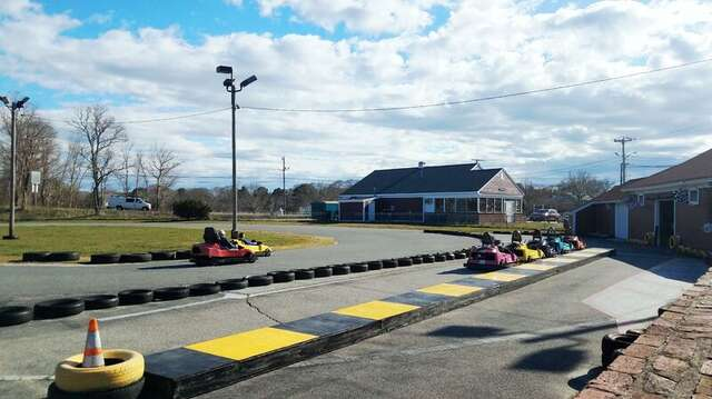 Go carts in Harwich, Cape Cod, New England Vacation Rentals