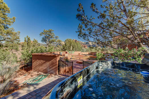 Hot Tub and Multiple Decks and Patios