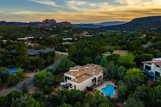 Book This Spectacular Home for your Next Sedona Vacation!