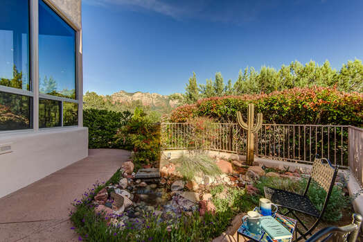 Impressive Landscaping and Views that Surrounds This Property