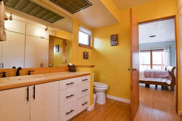 Single Bathroom in Hazel Cottage