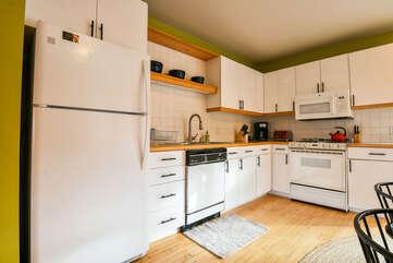 Kitchen - Hazel