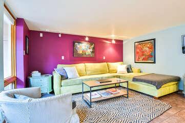 Living Room - Violet