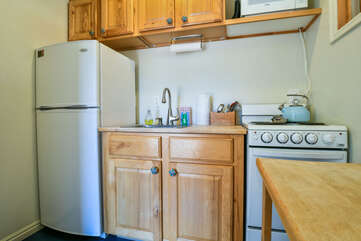 Cozy Kitchen Within this Moab Utah Rental
