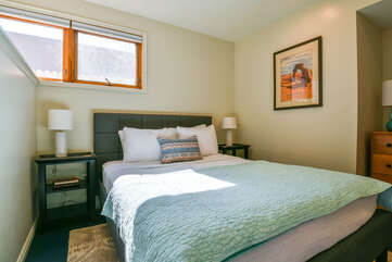 A Moab Utah Rental with a Single Bedroom