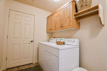 Laundry and Utility Room For Hygiene
