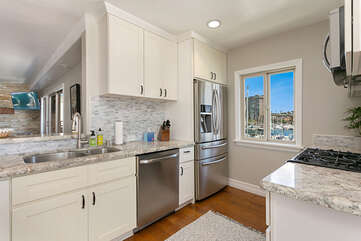 Stainless Steal Appliances