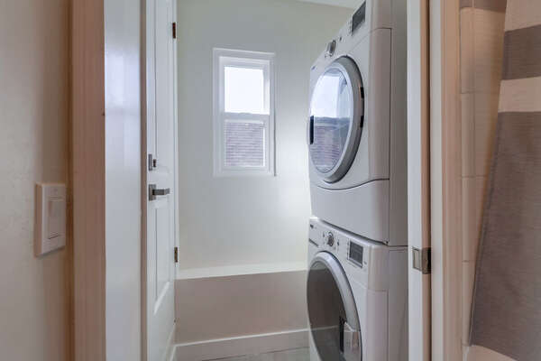 Washer/Dryer - Third Floor