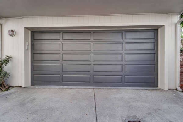 Attached 2-Car Garage