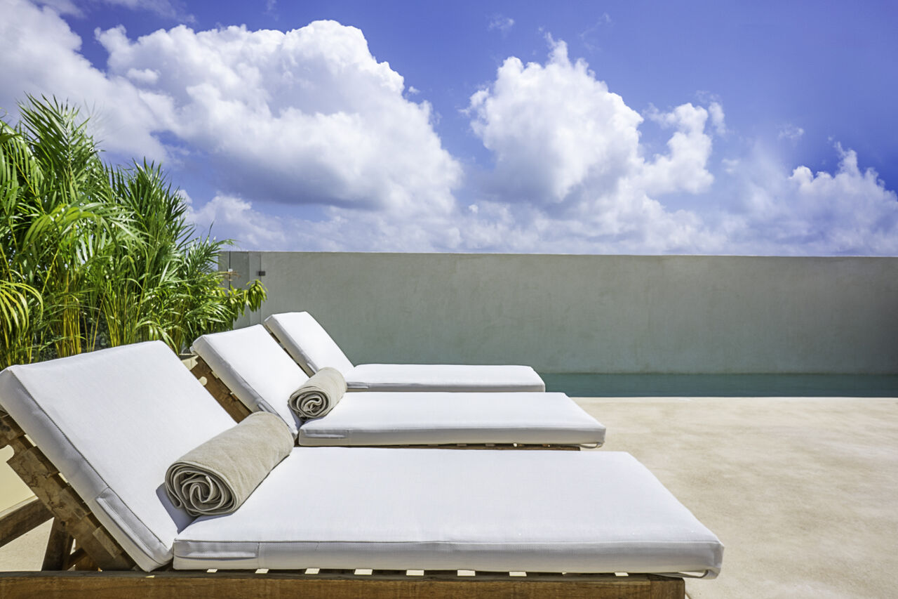 Apartment Calalily     Luxury 3BD Penthouse W  Private Rooftop Pool photo 28095341