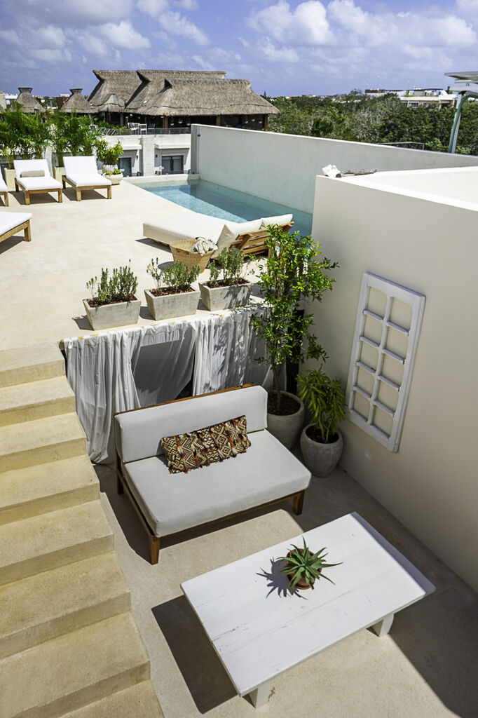Apartment Calalily     Luxury 3BD Penthouse W  Private Rooftop Pool photo 28095343