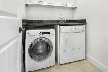 Laundry Room of our Mauna Lani Rental