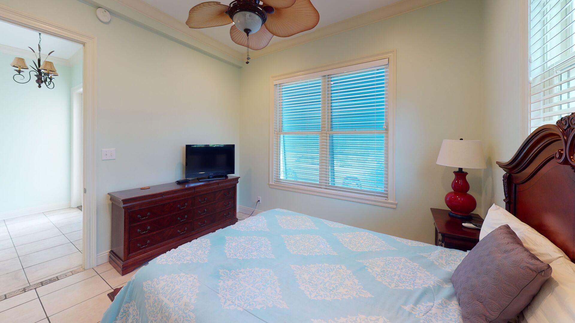 TV in bedroom 3