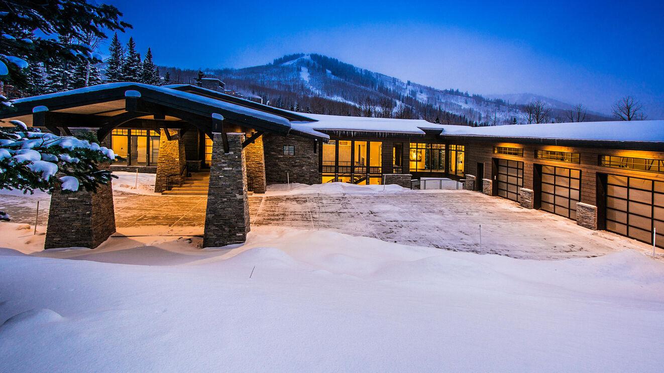 Alpine Sanctuary