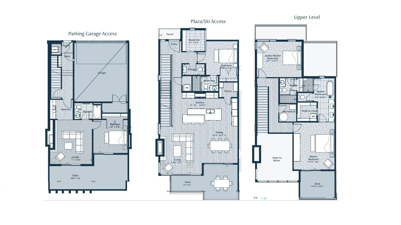 Apex Clubhouse 1 Floorplan