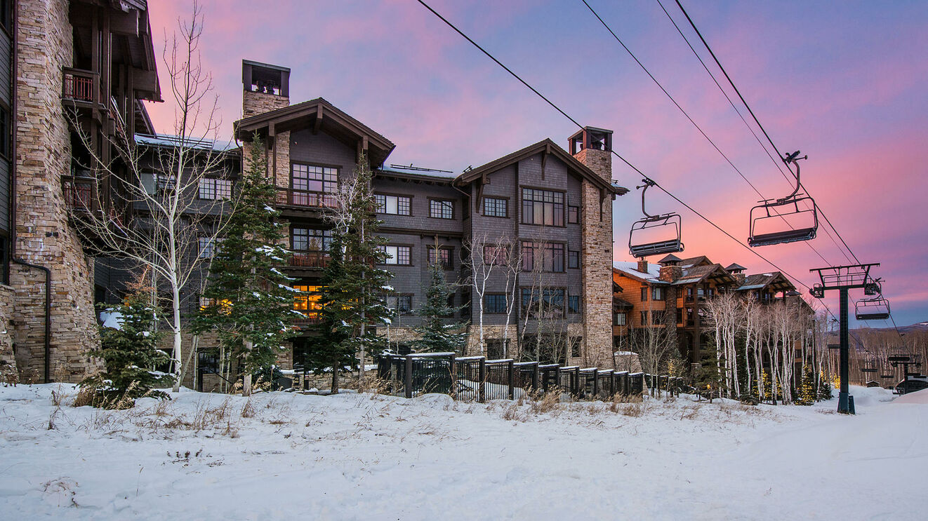 Arrowleaf Penthouse in Deer Valley