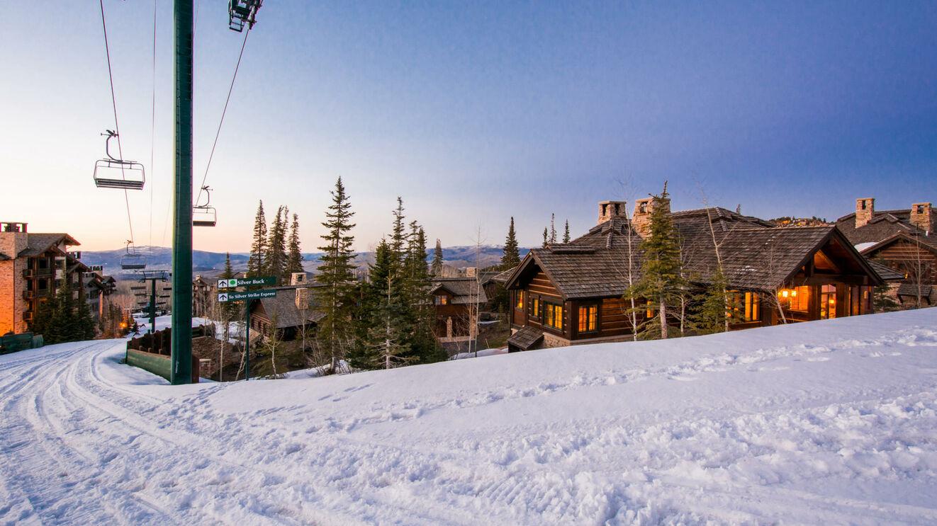 Ski Run Access