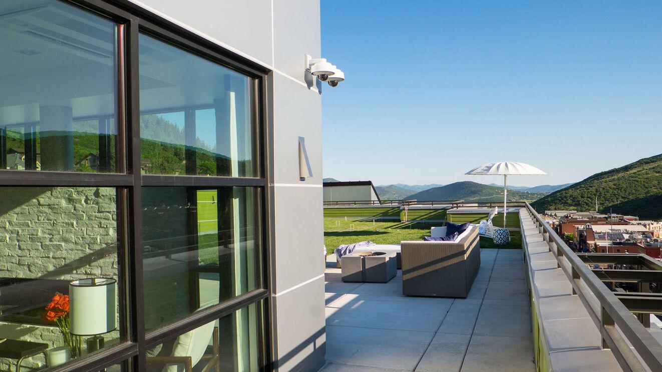 Upper Deck views