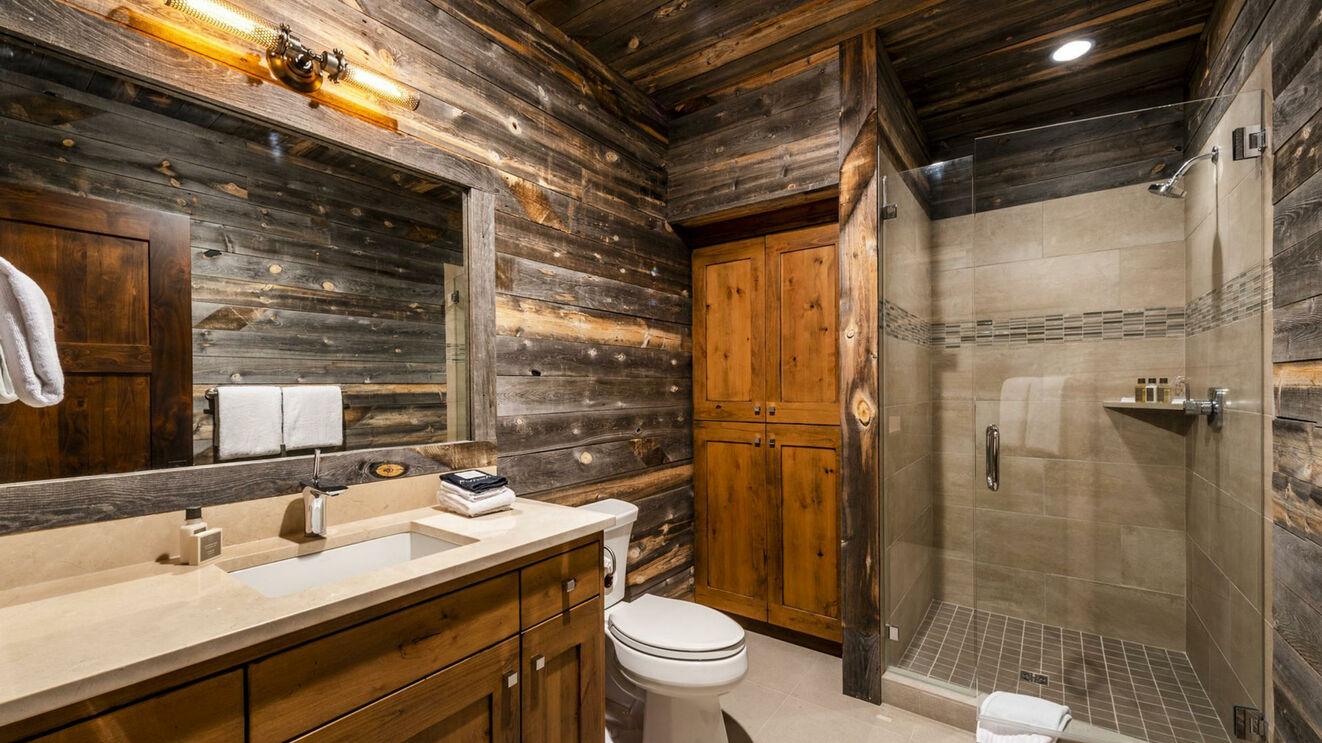 Family Room & Bunk Area Bath