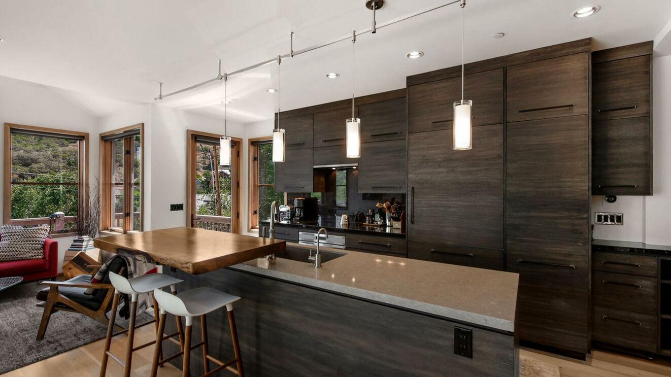 Gourmet Kitchen & Great Room