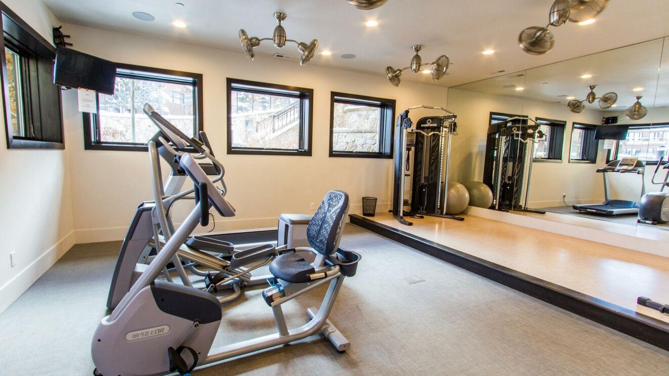Juniper Landing Community Fitness Center