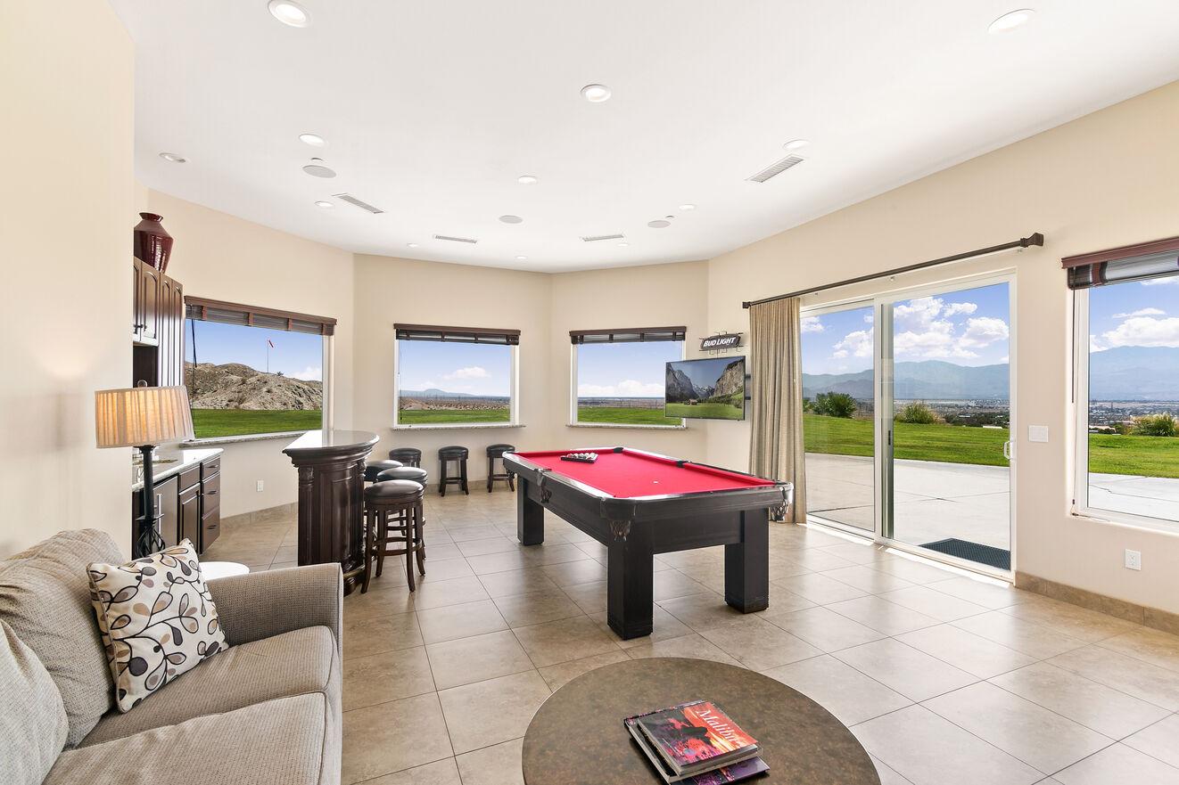 Main House Game Room