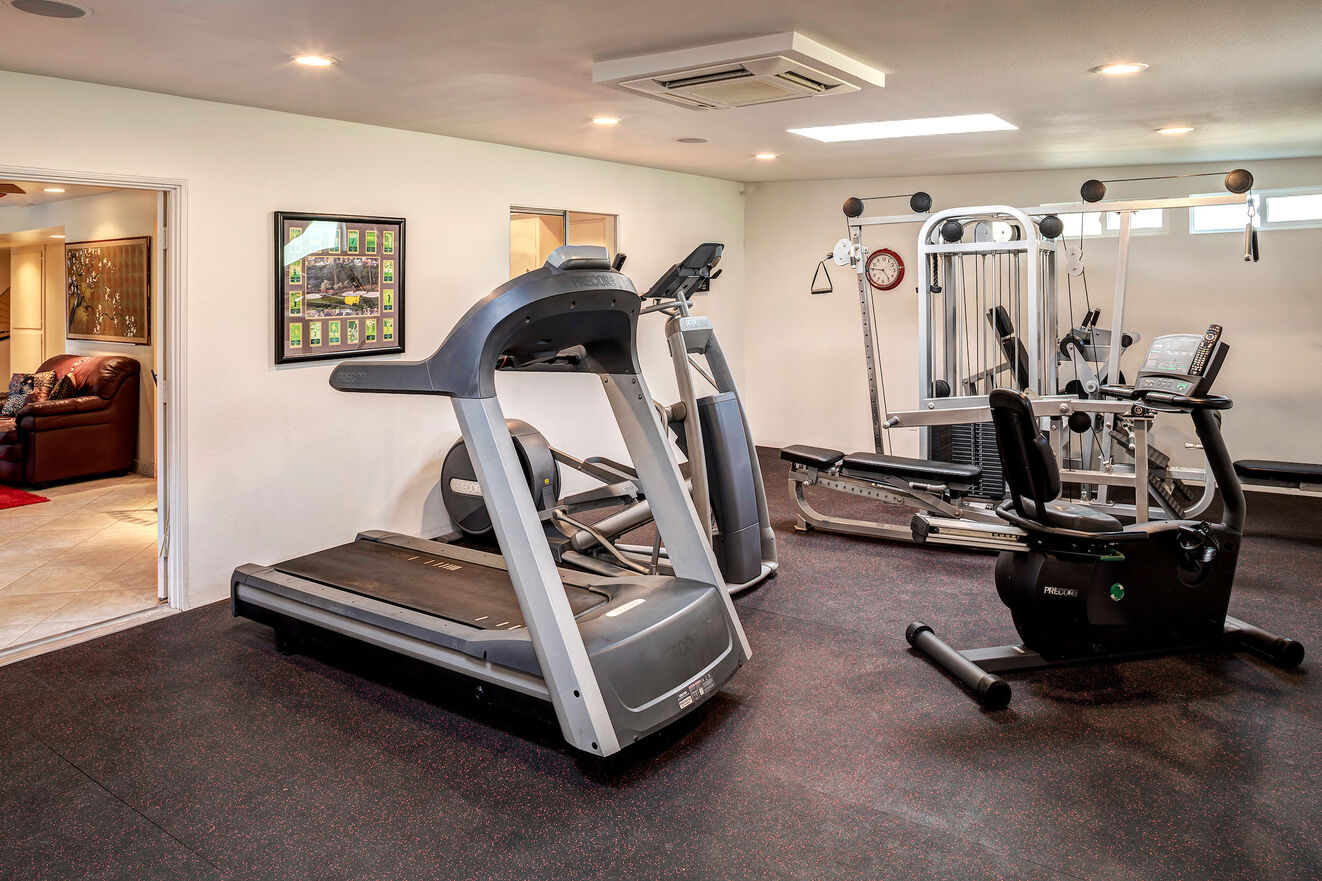Guest House Fitness Room
