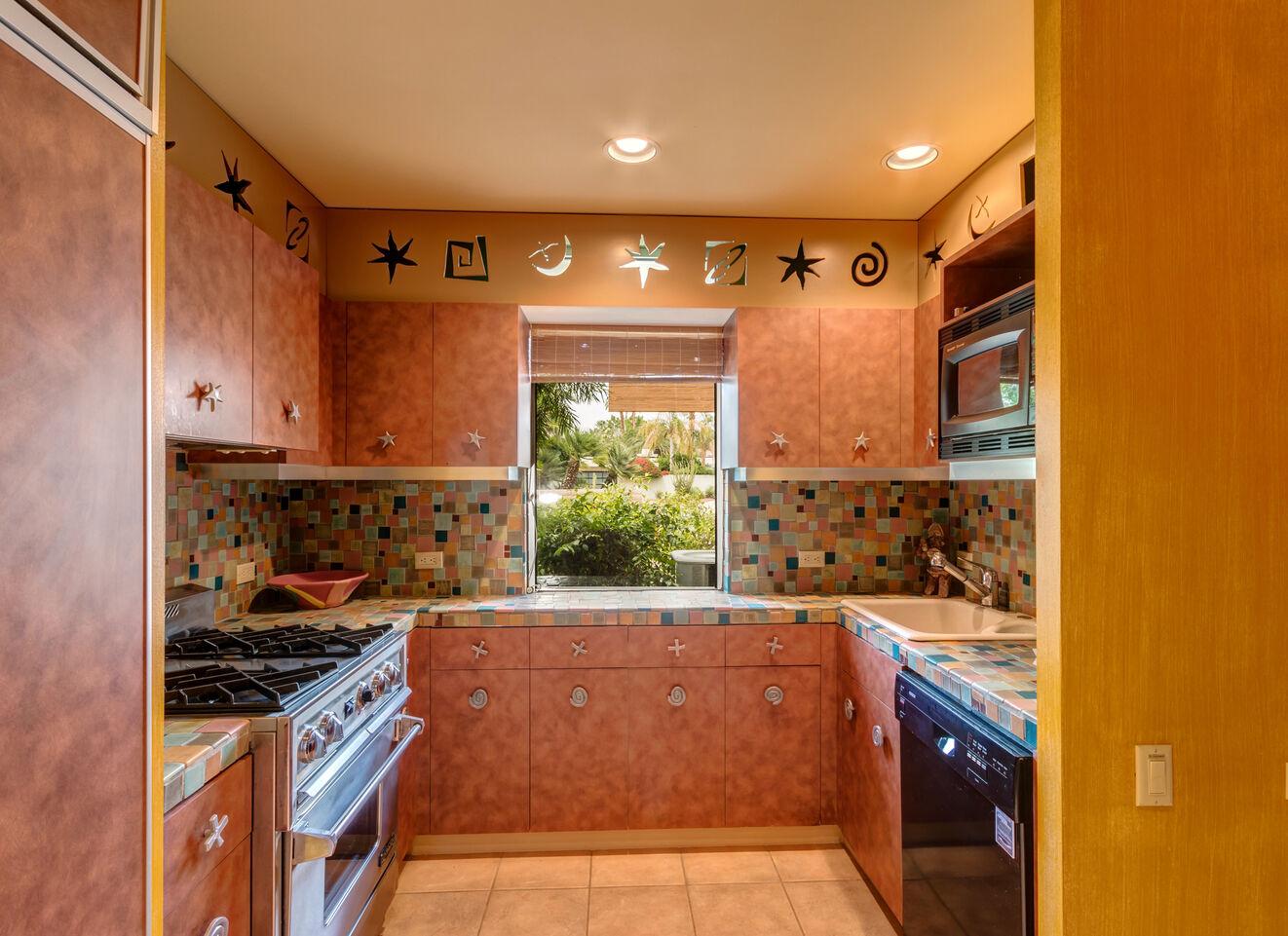 Attached Casita Kitchen