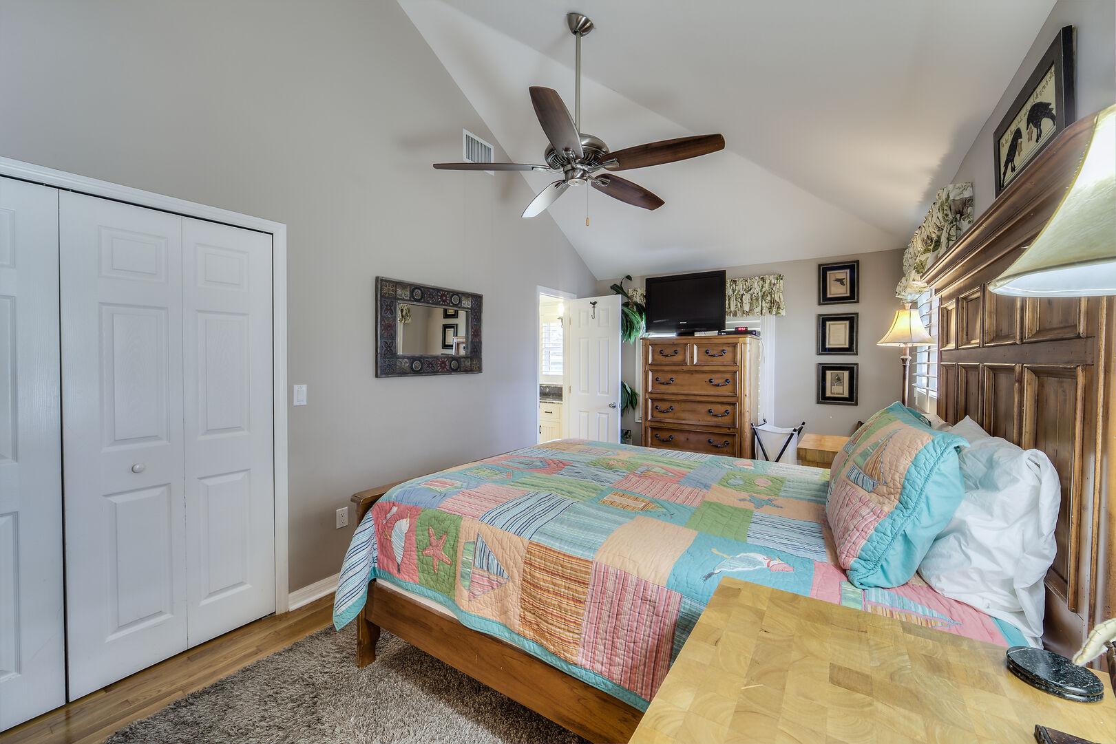 Crows Nest Bedroom Fort Myers Beach Rental