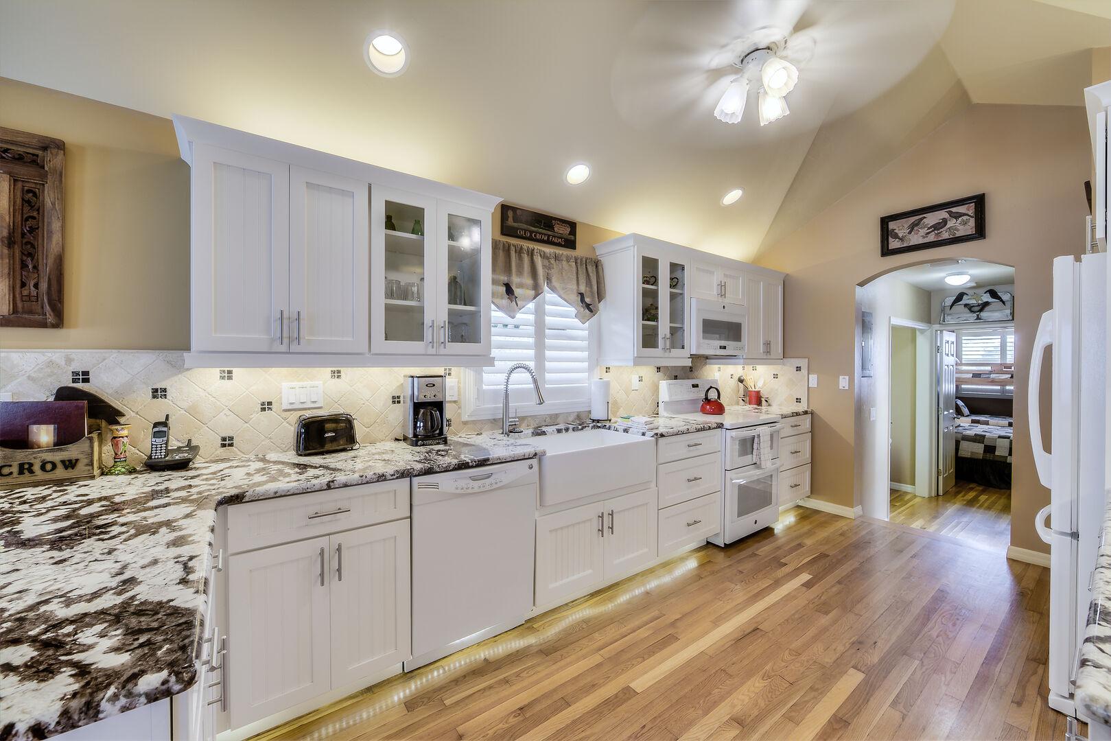 Crow's Nest Kitchen Fort Myers Beach Rental