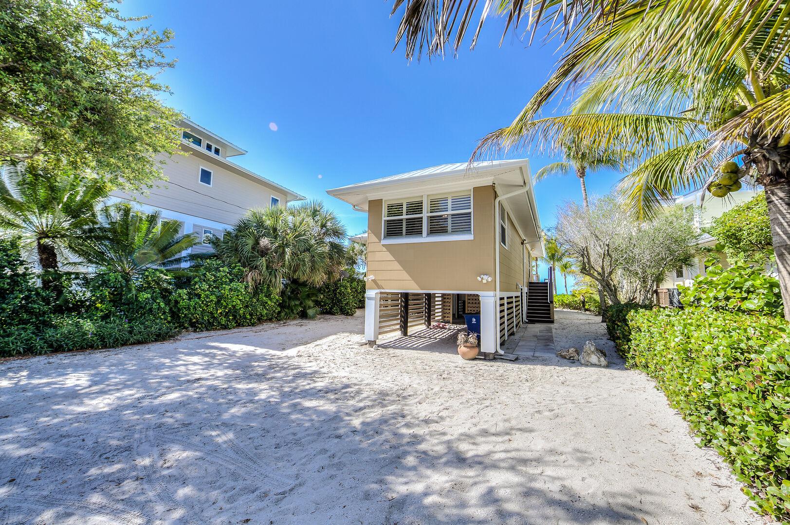 Crow's Nest Parking Fort Myers Beach Rental