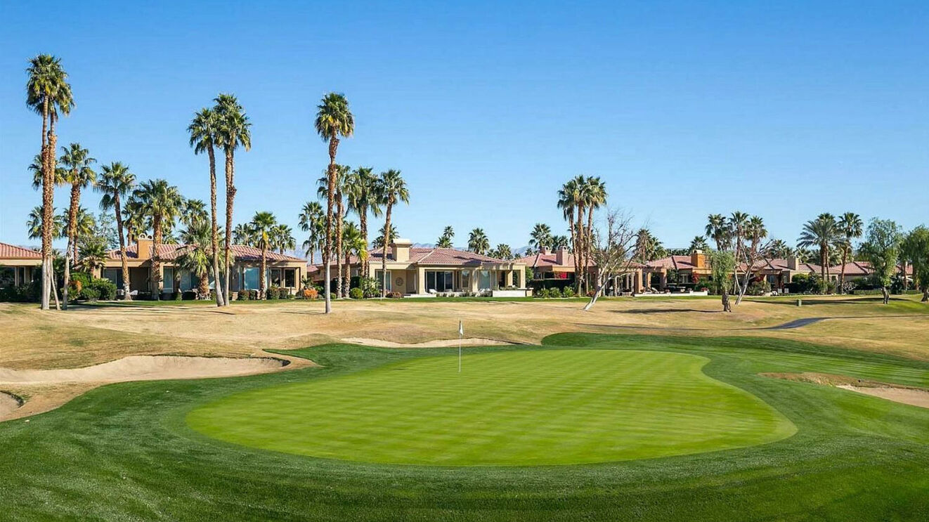 PGA West Weiskopf Golf Course