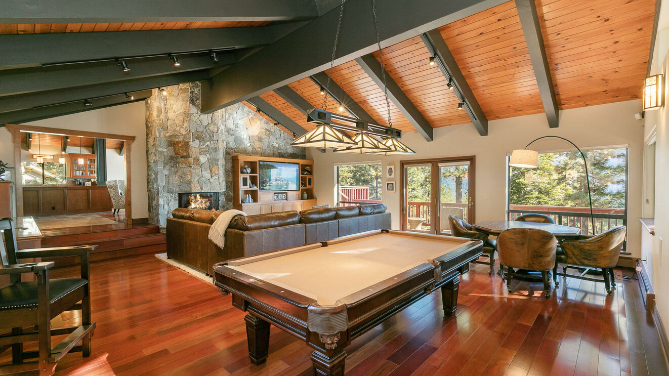 Recreation & Family Room