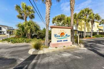 A gated enclave of gorgeous townhomes! Private pool and garage parking! Elevator!