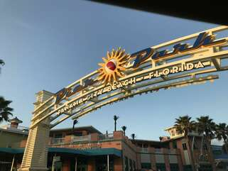 Pier Park has tons of shopping, restaurants and entertainment and is only minutes away