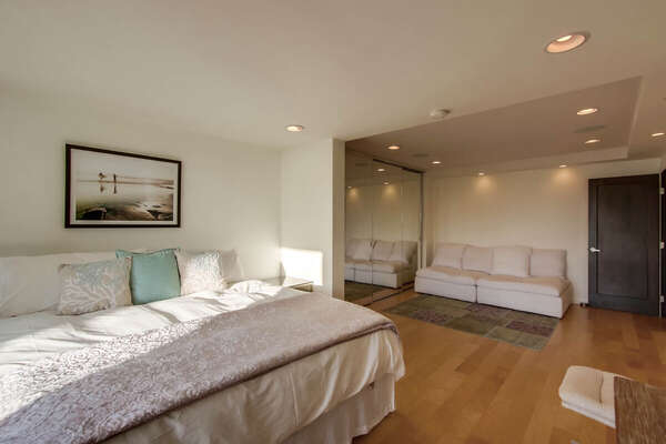 Guest Bedroom, King - Lower Level
