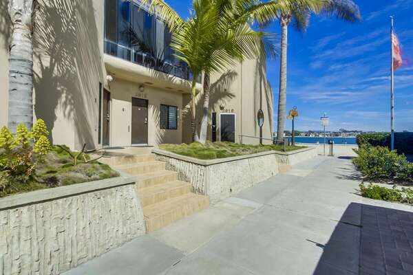 Exterior Image of Vacation Rental  in San Diego.