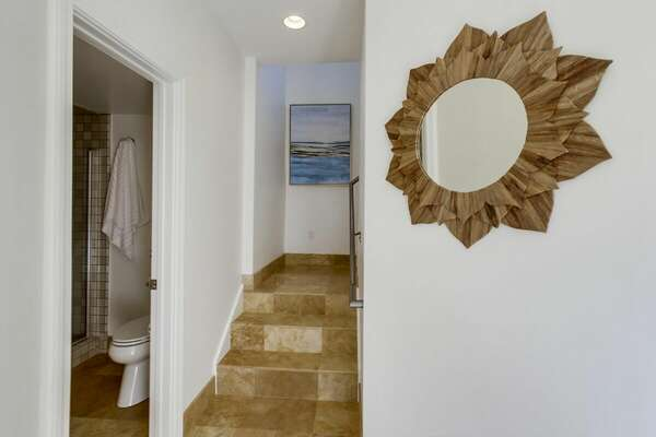 Ground Floor Entryway in Home.