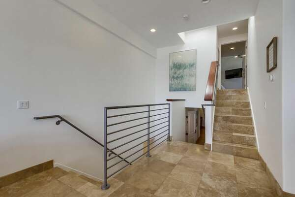Stairwell to Other Levels of Home.
