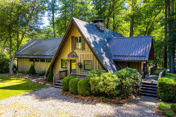 Cozy Cottage in Lake Toxaway