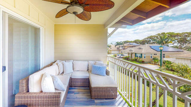 Relax on the Comfy Lanai