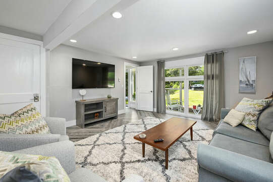 Let the sun in the living room - 46 Holly Point Road Centerville Cape Cod