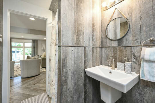 Bathroom 1 - 46 Holly Point Road Centerville Cape Cod