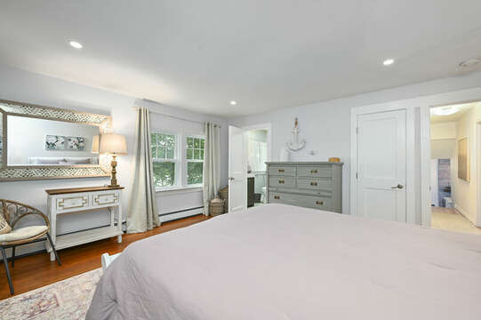 Bedroom 1 - 46 Holly Point Road Centerville Cape Cod