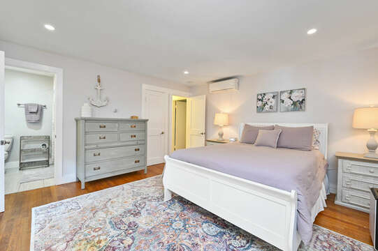 Bedroom #1 - 46 Holly Point Road Centerville Cape Cod