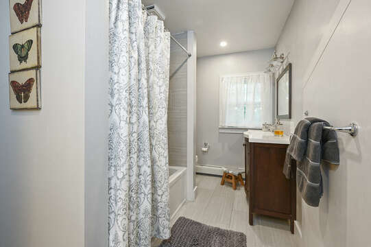 Bathroom 3 in Hallway - 46 Holly Point Road Centerville Cape Cod