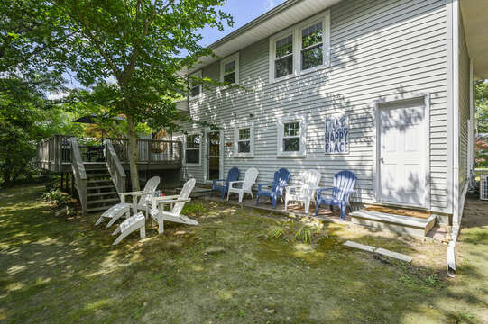 Sit and relax and take in the view - 46 Holly Point Road Centerville Cape Cod